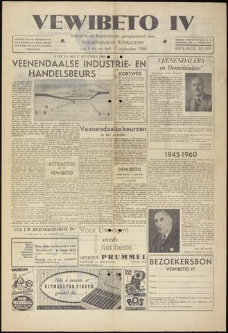 Vewibeto Nieuwsblad 1960-09-09