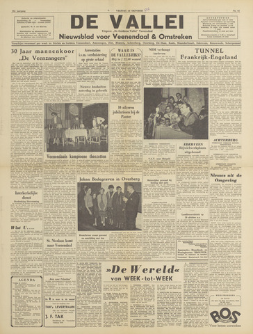 De Vallei 1956-10-26