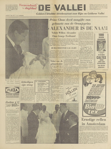 De Vallei 1967-05-02