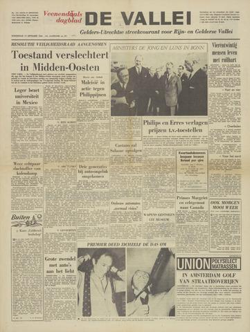 De Vallei 1968-09-19