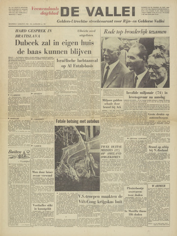 De Vallei 1968-08-05