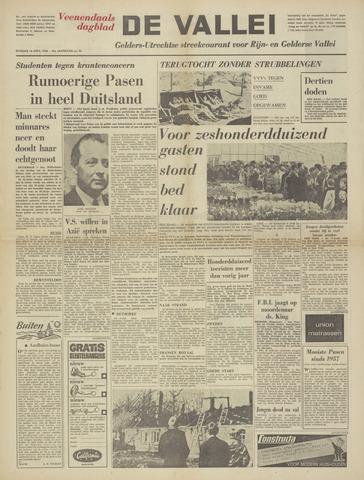 De Vallei 1968-04-16