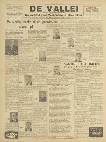 De Vallei 1958-12-31