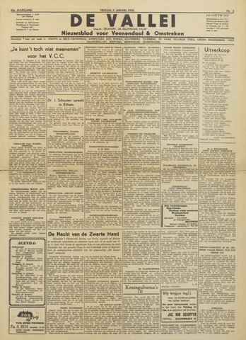 De Vallei 1952-01-11