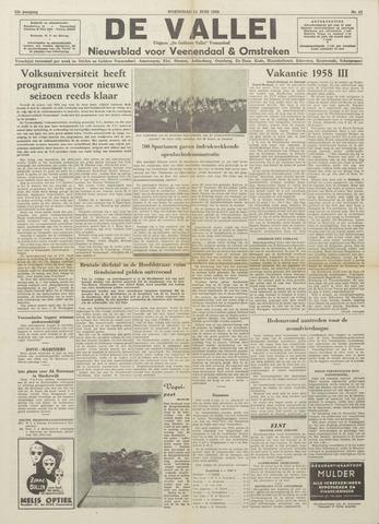 De Vallei 1958-06-11