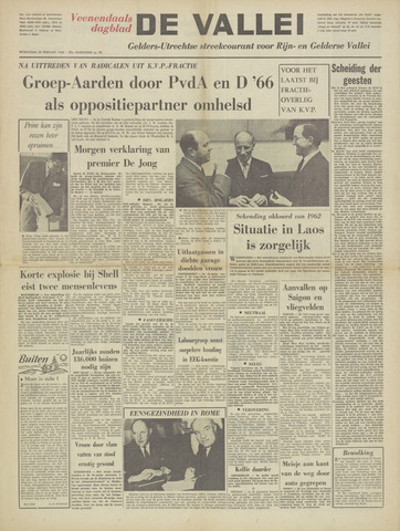 De Vallei 1968-02-28