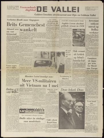 De Vallei 1971-01-06