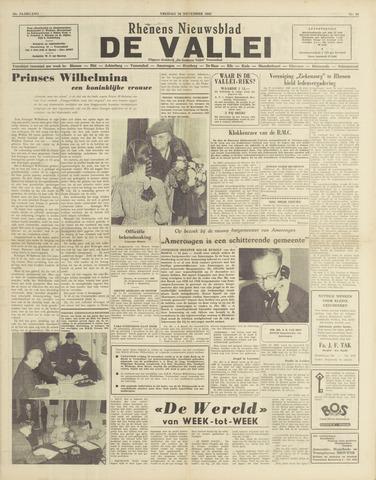 De Vallei 1962-11-30