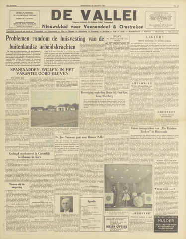 De Vallei 1962-03-21