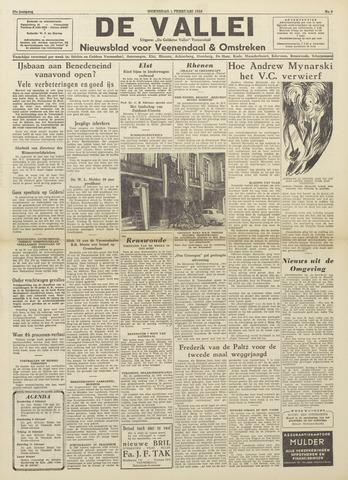 De Vallei 1956-02-01