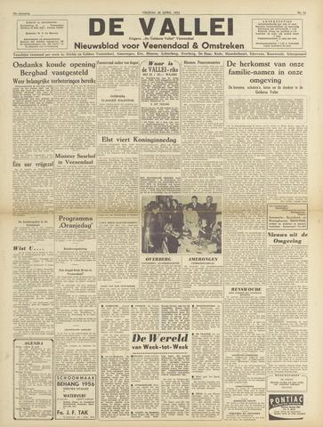 De Vallei 1956-04-20