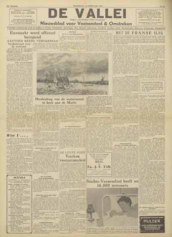 De Vallei 1955-02-16