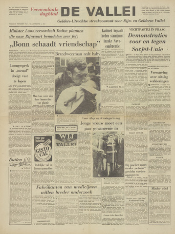 De Vallei 1968-11-08