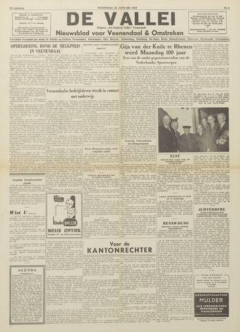 De Vallei 1958-01-22