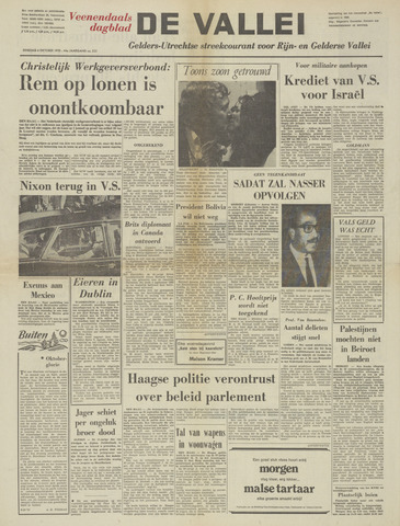 De Vallei 1970-10-06