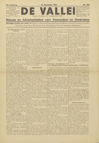 De Vallei 1945-09-22