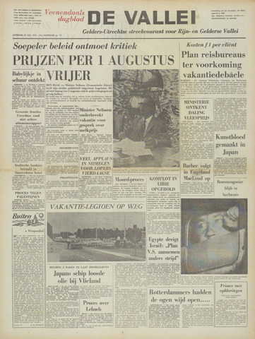 De Vallei 1970-07-25