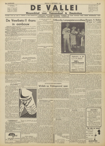 De Vallei 1952-09-19