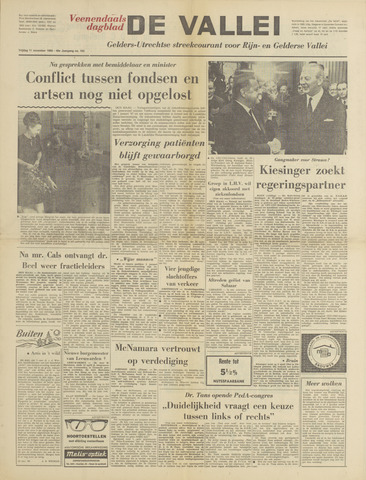 De Vallei 1966-11-11