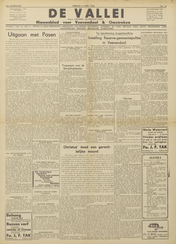 De Vallei 1952-04-11