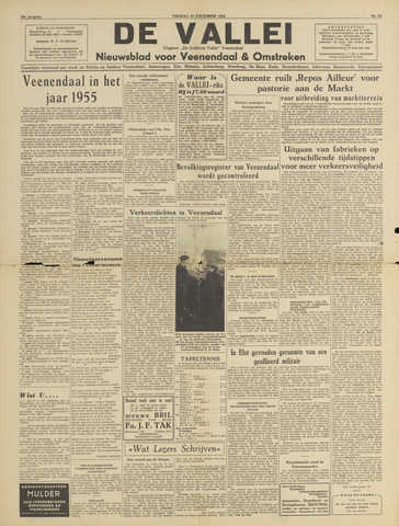 De Vallei 1955-12-30