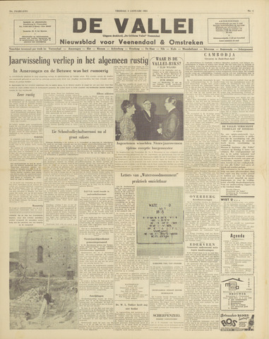 De Vallei 1964-01-03