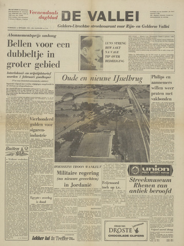 De Vallei 1970-09-16