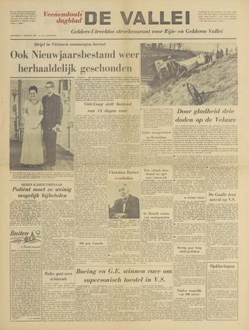 De Vallei 1967-01-02