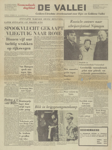 De Vallei 1969-11-01