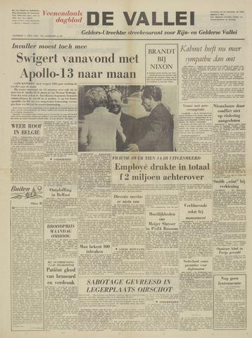 De Vallei 1970-04-11