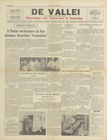 De Vallei 1966-06-21