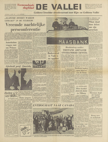 De Vallei 1967-04-15
