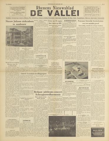 De Vallei 1957-01-30
