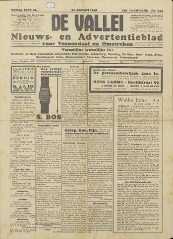 De Vallei 1941-01-31