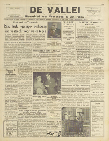 De Vallei 1960-11-25