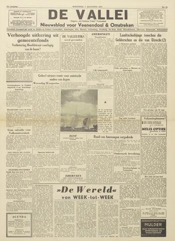 De Vallei 1957-08-07