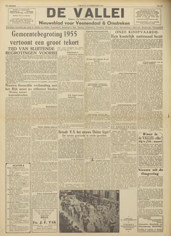 De Vallei 1955-02-25