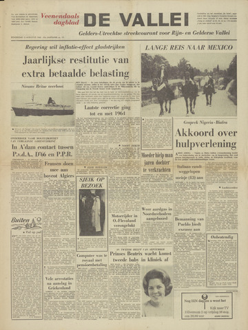 De Vallei 1968-08-15