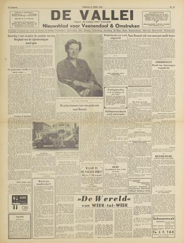 De Vallei 1958-04-25