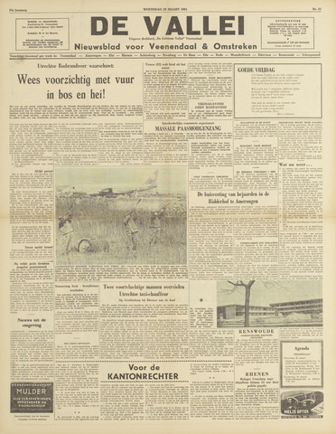 De Vallei 1961-03-29