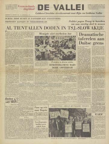 De Vallei 1968-08-22