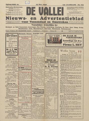 De Vallei 1940-11-15
