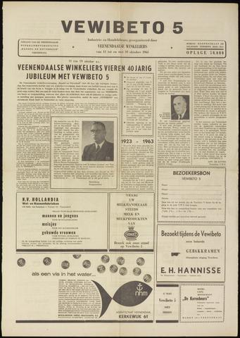Vewibeto Nieuwsblad 1963-10-11