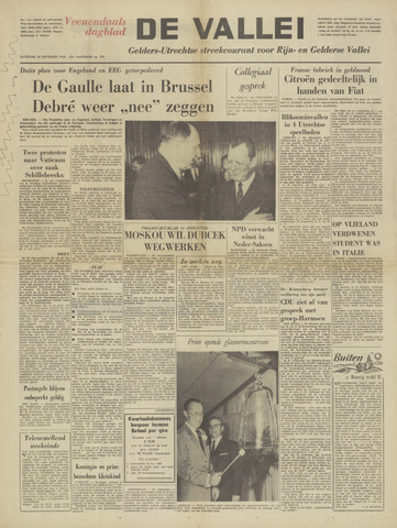 De Vallei 1968-09-28