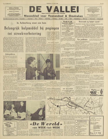 De Vallei 1963-06-21