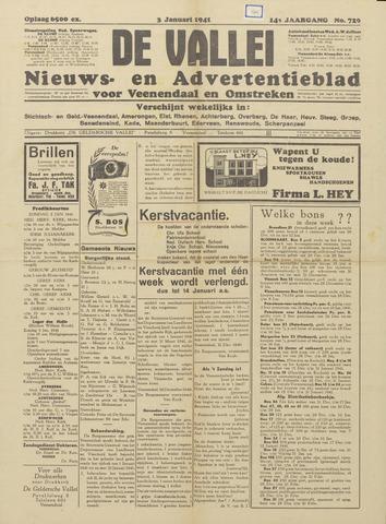 De Vallei 1941-01-03