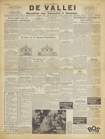 De Vallei 1954-11-12
