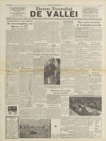 De Vallei 1957-08-30