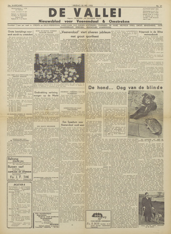 De Vallei 1952-05-23