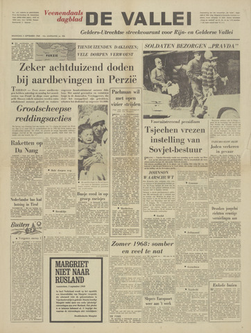 De Vallei 1968-09-02